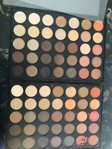 Morphe palette 350S and 350M