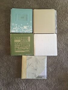 Creative Memories Scrapbook Albums