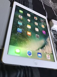 iPad Air 1 in Mint Condition (w/Case & Charger)