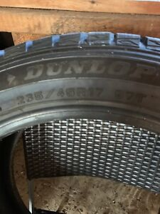 235/45 17  Wintermaxx tires (only 3)