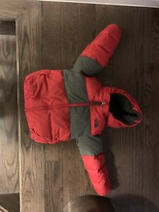 The North Face winter coat size 3T