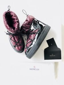 """Moncler """"Fanny"""" Winter Boots"""
