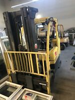 2005 Hyster 8000 lb forklift S80FTBCS fully maintained  Calgary Alberta Preview