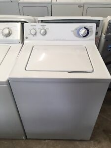 GE washer in new condition