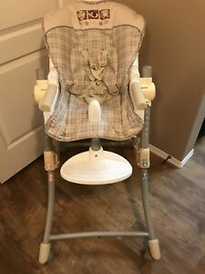Fisher Price- Easy Clean High Chair for Sale