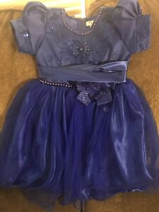 Toddler Girls Party Dress - Size 3