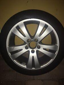 Mercedes C Class Alloy Wheel Wynnum Brisbane South East Preview