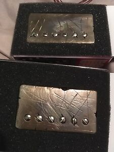 Unshaven Fastback Beardcomber Guitar Pickups
