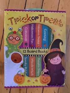Trick or Treat Board Books