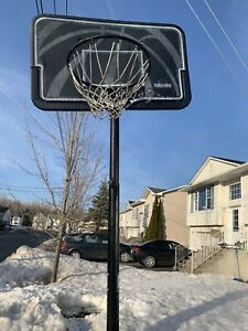 Portable Basketball System (Sold)