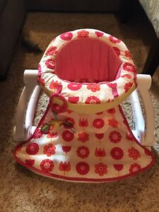 Baby seat - sit and play