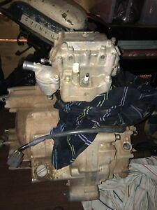2008 Honda 420 es motor