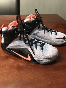Nike LeBron 12's- basketball. Mint cond. Size 5.5/6. Paid $270