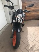 KTM 390 Duke Hove Holdfast Bay Preview