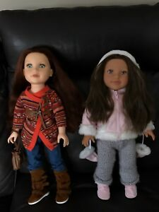 Dolls, Clothes and Accessories