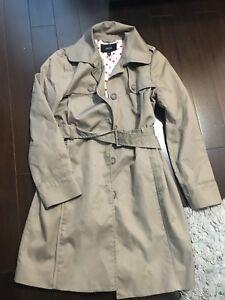 Trench Coat Jacob