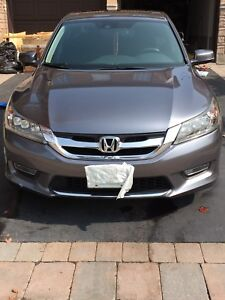 Honda Accord 2014 V6 touring sedan