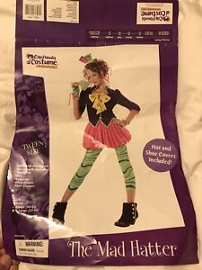 The Mad hatter girl Halloween costume