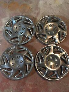 """16"""" hubcaps"""