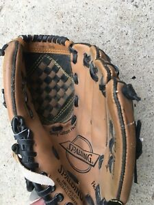Youths left handed ball glove. Great shape