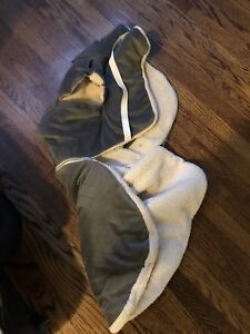 Car seat cover - almost brand new