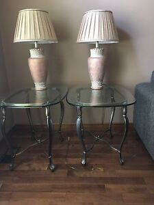 Tables or lamps