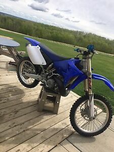 2013 yz 250 3800$ trade for 450
