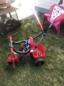 4 in 1 little tikes trike