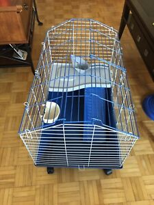 Guinea pig cage and play pen