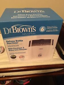 SEALED BOX Dr Browns Electric Sterilizer