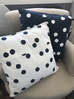 Ten Different Cushions - Brand New $5 each