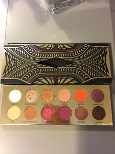 Coloured Raine Queen of Hearts eyeshadow palette.