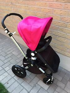 Bugaboo cam3 with extras