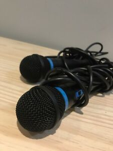 Apex Multi-impedance Hand Held Dynamic Microphone