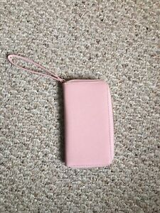New pink ladies wallet.comes with