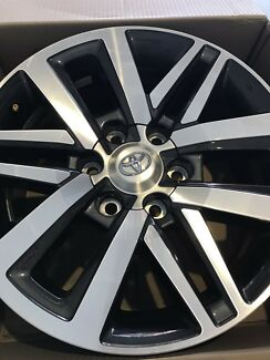 Hilux SR5 18inch rims brand new