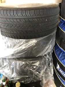 Continental 17 inch procontact 225/45/R17 tires