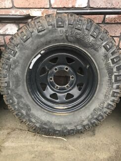 4wd tyres Mickey Thompson