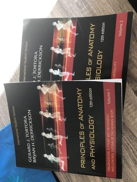 Anatomy and physiology text books   Textbooks   Gumtree Australia ...