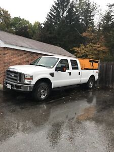 2008 Ford F-350 super duty super cab diesel