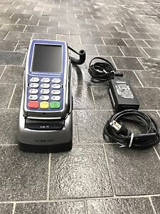 Verifone VX 820 Duet Interac, Visa, Mastercard LIKE NEW!