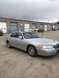 2001 Lincoln