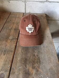 Authentic Toronto Maple Leafs Hat