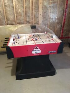 Carrom Dome Hockey Game FT for Pool Table
