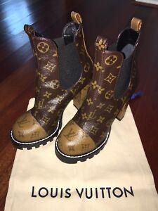 Louis Vuitton Ankle Boots Women S Shoes Gumtree Australia