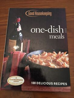 Good housekeeping - one dish meals cookbook