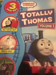 Thomas DVD Volume 1
