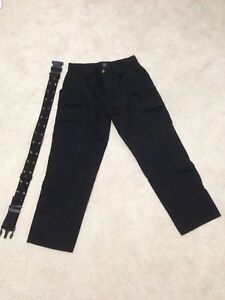 Paintball Pants with Belt