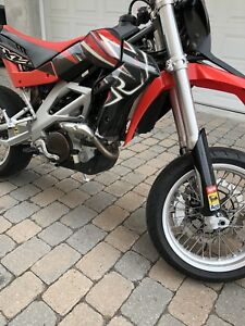 2008 Aprilia sxv 450
