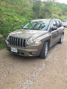 2008 Jeep Compass LOW KMS